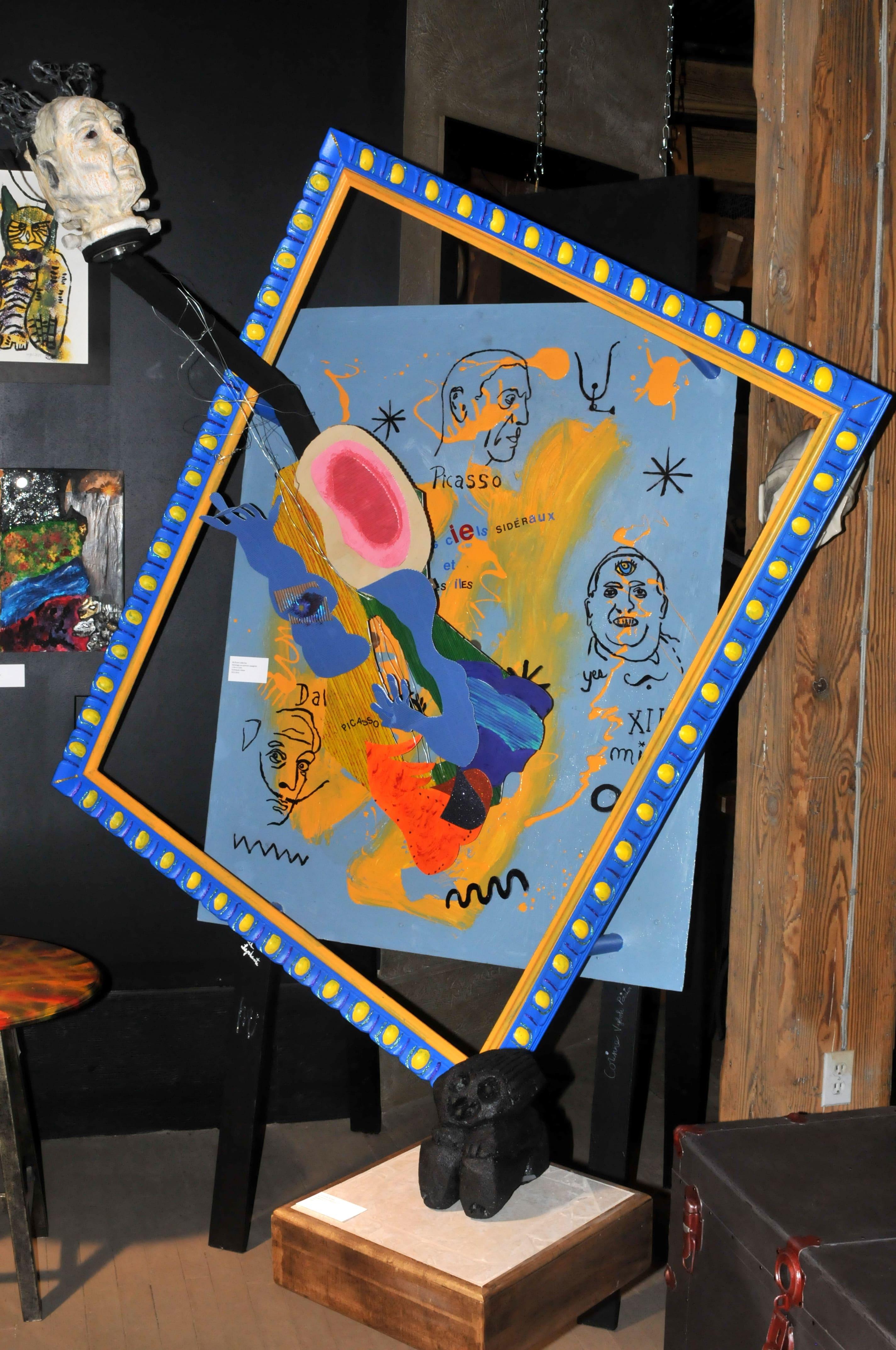 Hommage aux peintres espagnoles